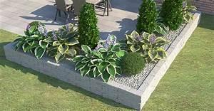 Pflanzen Für Nordseite : beet ganz einfach anlegen gestalten obi gartenplaner ~ Frokenaadalensverden.com Haus und Dekorationen