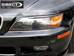 1996-2002 BMW Z3 Roadster Carbon Fiber Headlight Eyebrows