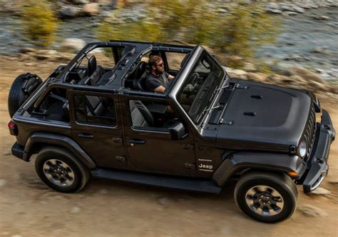 jeep jl 2020 changes 2020 jeep wrangler jl unlimited rubicon release date