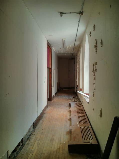 convent   redemptoristines hallway bitsofmymind