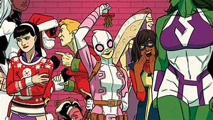 Comics Relief: Marvel Announces Ongoing GWENPOOL Series ...