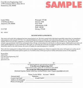 collection agency letter sample letter requesting a With free sample letters to debt collectors