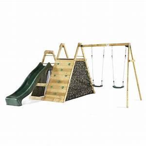 Jeux En Bois Extérieur : bois portique centre de jeux d 39 ext rieur pl achat ~ Premium-room.com Idées de Décoration