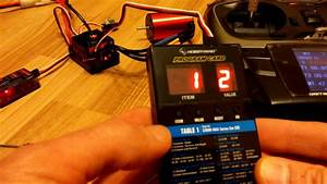 Trackstar 1  10th 60amp Waterproof Esc And Hobbywing Esc