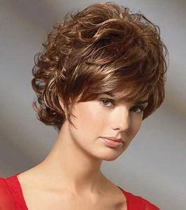 Short Curly Hairstyle Ideas