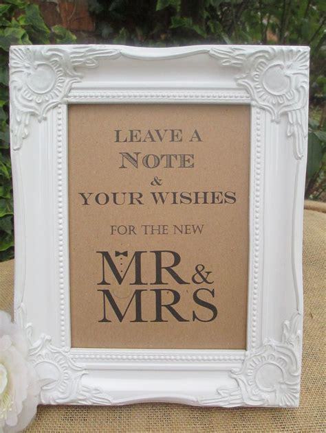 wedding  tree sign   wooden vintage frame bow