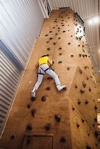 Indoor Rock Climbing | Conquer our 35 Foot Rock Wall ...