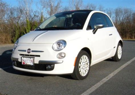 Gucci Fiat Convertible by Find Used Fiat 500 Convertible Gucci Limited Edition In