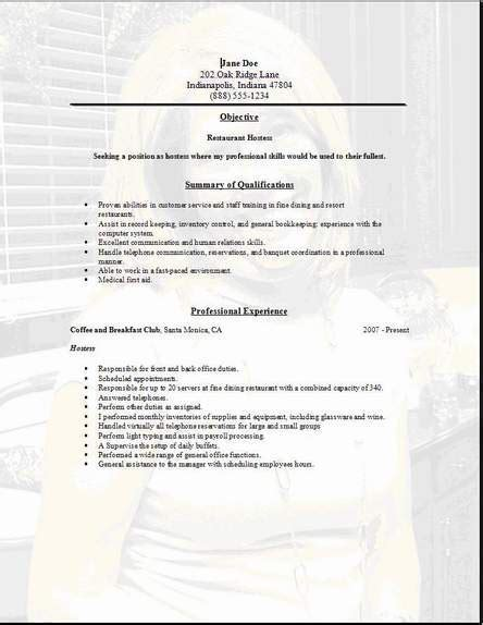 Copy Jamaican Resume Image by Resume Format Exles Sles Free Edit With Word