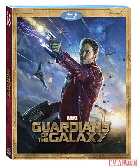 guardians   galaxy dvd covers