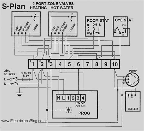 wiring diagram honeywell zone belimo taco sr502 heating plan central relay valve control electrical systems actuator diagrams internal collection boiler