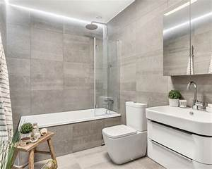 Modern Bathroom with Minimalist Trends - Decoration Channel
