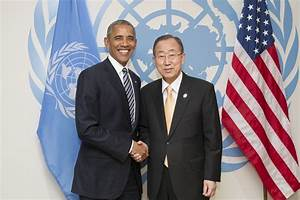 Obama and Ban deliver final U.N. speeches no holds barred ...