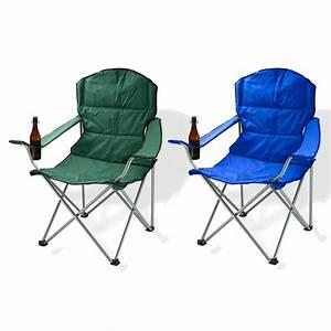 Grün Und Blau : 2er set campingstuhl faltstuhl anglerstuhl blau und gr n getr nkehalter tasche ebay ~ Markanthonyermac.com Haus und Dekorationen