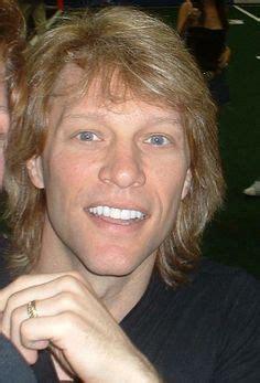 Jon Bon Jovi Rare Close Pic Wearing The Blue