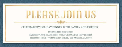 Toastmasters Save The Date Template by Welcome Reception Free Online Invitations