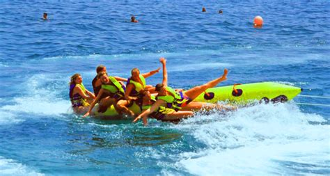 Valencia Boat Party by Jet Ski Valencia Banana Boat Party Valencia