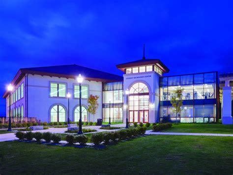 montclair state student recreation center rdg planning design