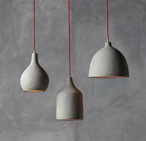 Best ideas about concrete lamp on diy