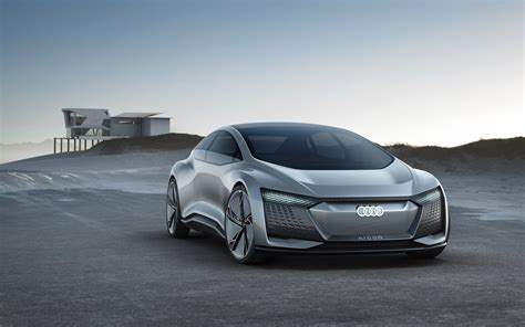 Audi Concept Car Wallpaper by Audi Aicon Autonomous Concept Car 4k Wallpapers Hd