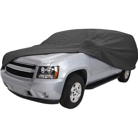 Cover Walmart by Classic Accessories Overdrive Polypro 3 Heavy Duty Car