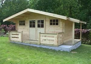 Construire les fondations pour un abri de jardin Blog