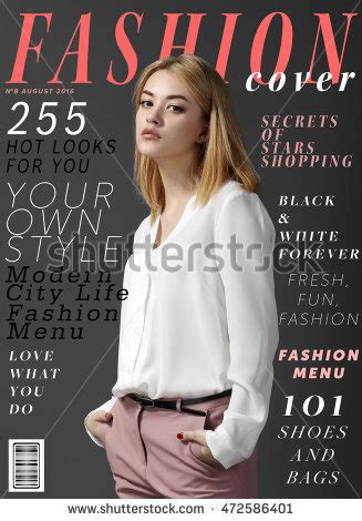 Magazine Cover Stock Images, Royaltyfree Images & Vectors