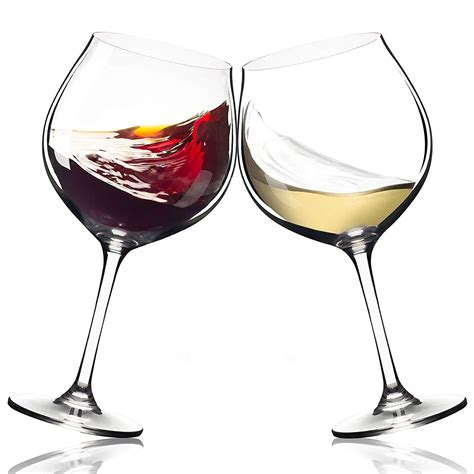737 free images of red wine glass. Extra Large Red Wine Glasses Set of 2 wide rim 25 oz glass ...
