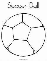 Soccer Ball Coloring Colouring Pages Play Volleyball Let Sport Tracing Clipart Noodle Twisty Outline Clip Twistynoodle Ll Player Popular sketch template