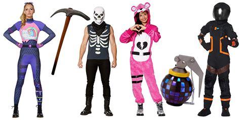 fortnite skins halloween costume makeup