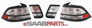 32019203  Saab Ice Block Tail Light Upgrade Kit  9