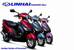 Linhai Scooters At Rock Bottom Pricing Plus Free Shipping