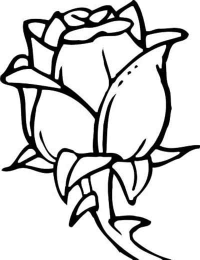 Coloring Easy 3 simple flower coloring flowers coloring pages big