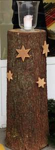 Baumstamm An Decke Befestigen : best 25 basteln baumstamm weihnachten ideas on pinterest ~ Lizthompson.info Haus und Dekorationen
