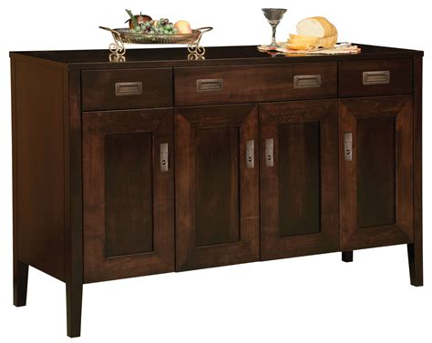 Dining Room Sideboards And Buffets Amish Made Oak