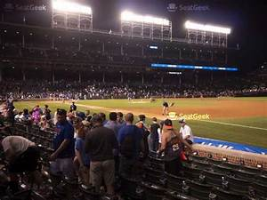 Safeco Field Pearl Jam Seating Chart Wrigley Field Section 205 Seat Views Seatgeek