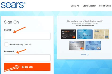 Citibank online and citi mobile offers for utility bill payment with no extra cost. Sears Citibank Credit Card Login at citibankonline.com, Pay Your Sears Bill