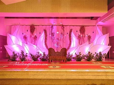 wedding stage decoration the top 5 ideas for your