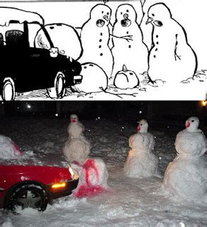 thoughts and musings 25 days thoughts and musings 25 days of christmas day 10 calvin and hobbes snowmen part 2