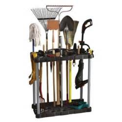 Rubbermaid Garden Tool Storage Shed by Amazon Com Rubbermaid 5e28 Deluxe Tool Tower Rack With