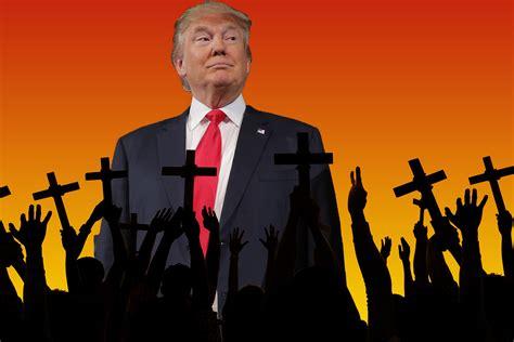 evangelicals  born   donald trump