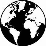 Globe Icon Svg Icons Transparent Earth Clip