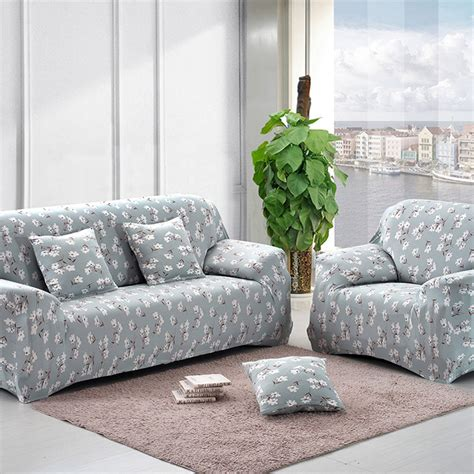 Sofa And Loveseat Slipcovers by Sofa Slipcover Stretch Elastic Loveseat Chair