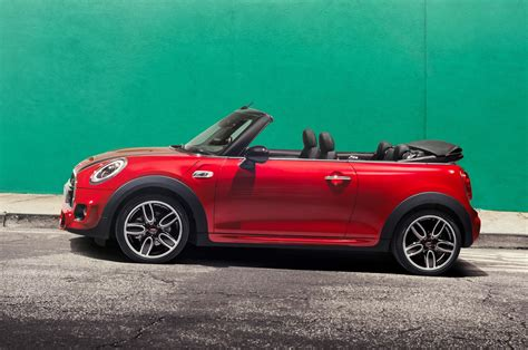 Mini Cooper Convertible Picture by 2016 Mini Cooper Convertible Jcw Receives 228 Hp