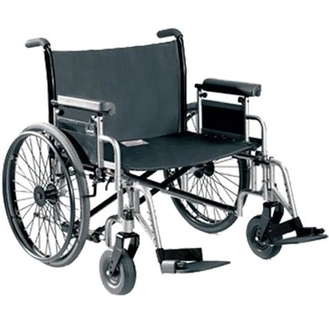 Invacare Bariatric Transport Chair by Invacare 9000 Topaz Bariatric Manual Wheelchair