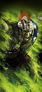 be57-hulk-ragnarok-red-film-marvel-hero-art-illustration