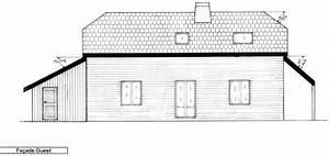 Plan Facade Maison : les plans de la maison ~ Melissatoandfro.com Idées de Décoration