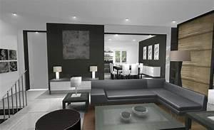 Idee Deco Salon Un Peu De Peinture C39est Top