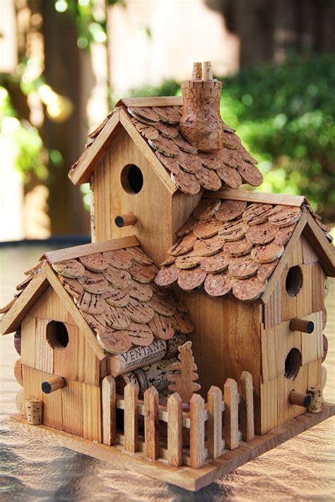 gorgeous  unique birdhouse designs
