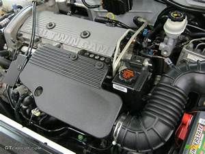 2000 Chevrolet Cavalier Z24 Convertible 2 4 Liter Dohc 16